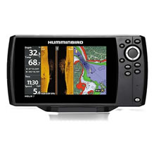 Humminbird Heli X 7 Chirp GPS Nav Bundle