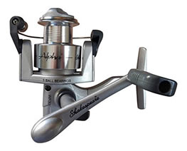 Shakespeare Economy Spinning Fishing Rods Reels