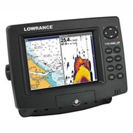 Lowrance LCX28C Sounder